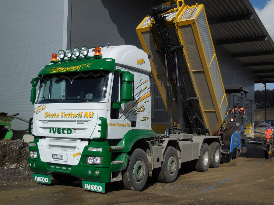 Iveco 4 Achser